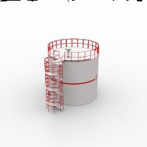 Как проводится монтаж вертикальных стальных резервуаров.