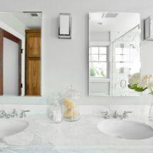 Как применить мрамор в интерьере: 4 практичных способа и советы по уходу