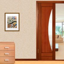 Распашные межкомнатные двери — отличное решение для заполнения больших проемов