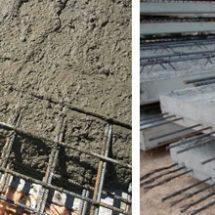 История стального армированного бетона