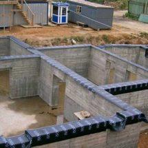 Как построить цокольный этаж?