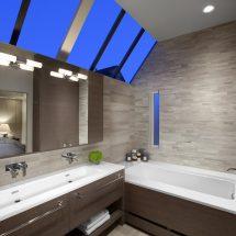 Дизайн ванной 6 кв.м. — четыре варианта планировок