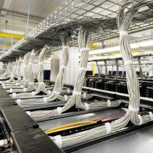 Монтаж структурированных кабельных систем в интересах бизнеса