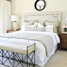 Как эргономично разместить мебель в спальне