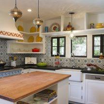 Как оформить кухню в восточном стиле