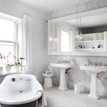4 полезных совета по выбору зеркала для ванной комнаты