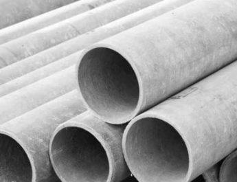 Главные достоинства асбестоцементных труб