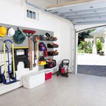 Обустраиваем гараж: подбор светильников для работы