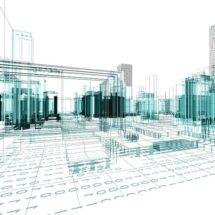 Какие технологии были использованы для проектирования современных зданий