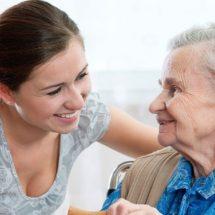 Строить самооценку у пожилых пациентов престарелых