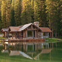Природные строительные материалы для дома.
