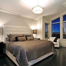Как правильно вписать покрывало в дизайн спальни