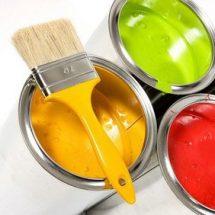 Особенности использования лакокрасочных материалов при ремонтных работах