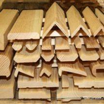 Разновидности деревянных погонажных изделий и их особенности