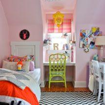 Как визуально увеличить маленькую детскую комнату